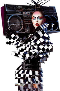 Flickr Photo Download: SENSORY OVERLOAD   STEVEN MEISEL   ITALIAN VOGUE