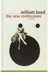 The Book Cover Archive: The New Confessions, design by Megan Wilson