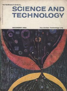 Flickr Photo Download: International Science and Technology 1963 December
