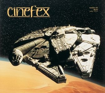 Cinefex: Visual Effects Magazine - March 1996 - Star Wars Mega-Issue