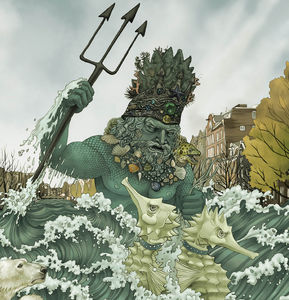 Flickr Photo Download: King Neptune guiding the flood