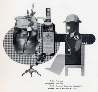 Flickr Photo Download: Paul Rand Dubonnet Artwork