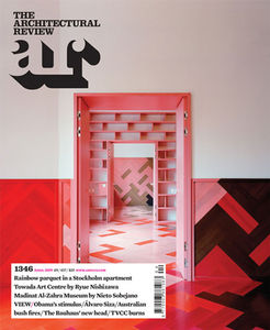 Visual Culture » Architectural Review has a new look