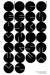 Flickr Photo Download: The Circular Alphabet