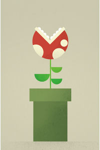 Flickr Photo Download: Piranha Plant