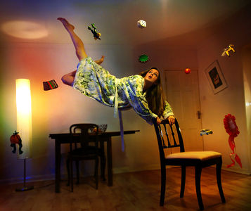 Miss Aniela: The adrenalin