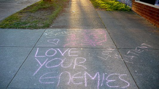 Flickr Photo Download: Love Your Enemies