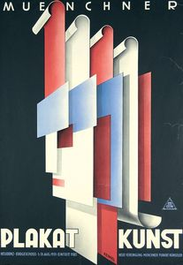 Flickr Photo Download: Poster Art, Munich (1931)