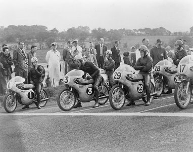 Honda Worldwide | MotoGP History | 1961 Races