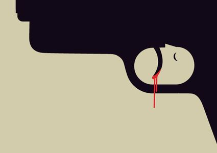 Creative Review - Noma Bar: Negative Space