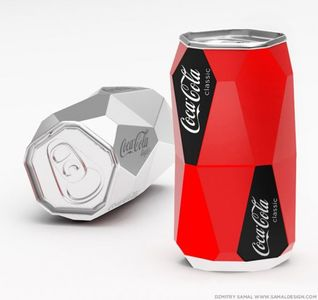 Roll Resistant Coke Can Concept - PSFK