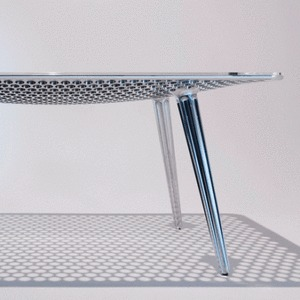 Daniel Rohr: Colander Table