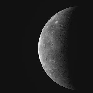 High-Res Images of New Territory on Mercury  Wired Science  Wired.com