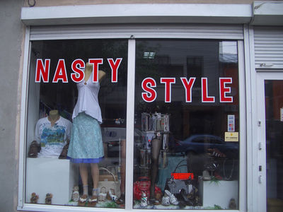 Flickr Photo Download: Nasty Style