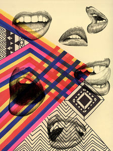 my mouths - Society6