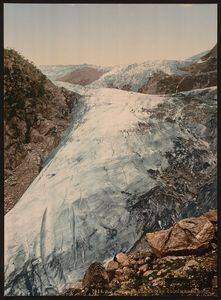 Flickr Photo Download: [Buerbrae Glacier, Odde, Hardanger Fjord, Norway] LOC