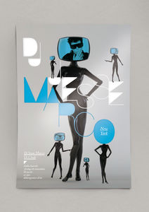 Various posters on the Behance Network