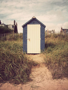 "JPG: Photos: ""Beach Sheds"" by Matt Wardle"