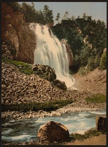 Flickr Photo Download: [Espelandsfos, Odde, Hardanger Fjord, Norway] (LOC)