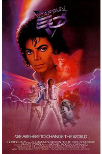 "kanYe West : Blog : ""CAPTAIN EO"" BACK AT DISNEYLAND"