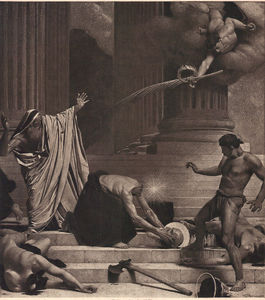Flickr Photo Download: Martyrdom of St. Denis by Leon Bonnat