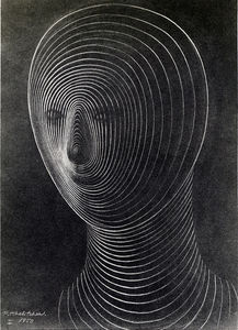 Flickr Photo Download: Pavel Tchelitchew, Head, 1950