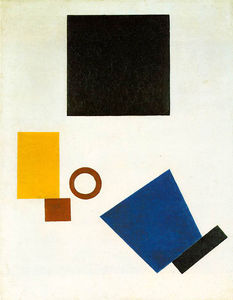 The Constructivists - Kasimir Malevich