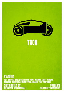 Retro Revival: Vintage Posters for Modern Movies | Brain Pickings