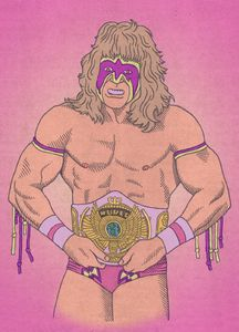 Flickr Photo Download: Kings of the Ring: Ultimate Warrior