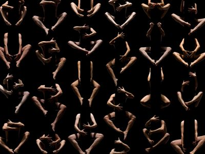 Human Pattern by Claudia Rogge | TrendLand -> Fashion Blog
