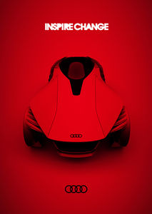 Audi One Cultural Achievement Award on the Behance Network