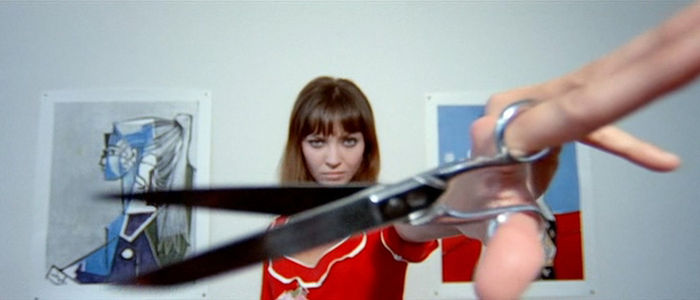 All available sizes | Pierrot le fou, 1965 | Flickr - Photo Sharing!