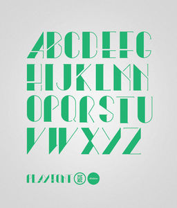 PLAY FONT. on the Behance Network