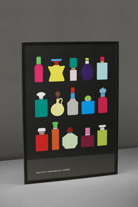 Institut Parfumeur Flores on the Behance Network