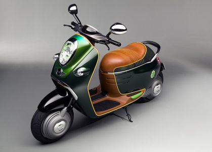 mini scooter e concept