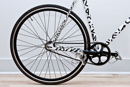 THE TYPE-BIKE on the Behance Network