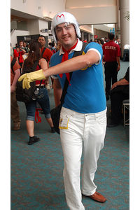 Comic Con 2008: Go Speed Racer on Flickr - Photo Sharing!