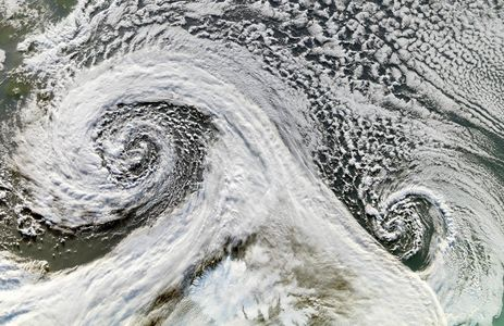 Flickr Photo Download: Cyclones over Iceland