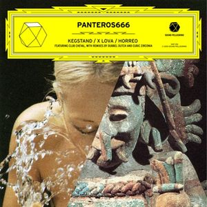 "Sound Pellegrino - PANTEROS666 ""Kegstand"" EP introduction by Teki Latex"