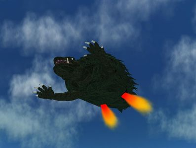 Flickr Photo Download: gamera1_001