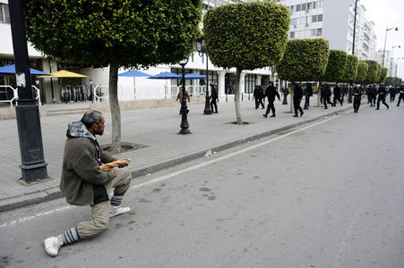 An uprising in Tunisia - The Big Picture - Boston.com