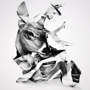 David B. Smith Gallery | Christina Empedocles, Untitled (deer)