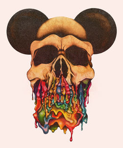 All sizes | Mickey Bleeds Rainbows | Flickr - Photo Sharing!