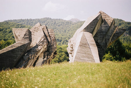 All sizes  Sutjeska Partisan Memorial  Flickr - Photo Sharing