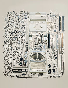 20x200 - Print Information | Old Typewriter, by Todd McLellan