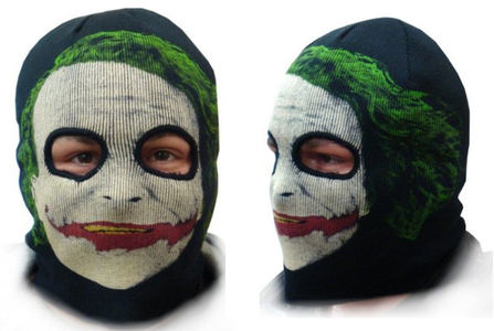 Memento Mori: Joker Ski Mask Is Creepy In More Ways Than One