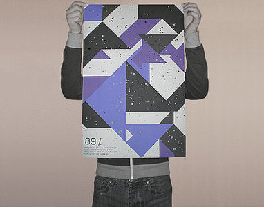 FFFFOUND! | '89 . print 40x60 on Flickr - Photo Sharing!
