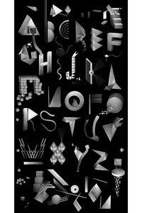 HIFI Typography on the Behance Network