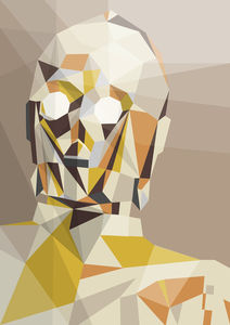 Golden one Art Print by Liam Brazier | Society6
