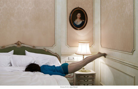 Anja Niemi and Elene Usdin Photography Exhibitions  Agenda from Tablet Hotels